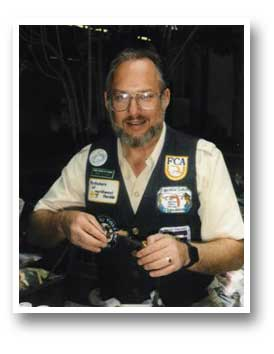 Greg Mihave, Master Fly Tyer